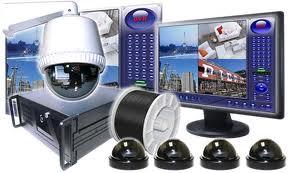 Bezpečnostní kamery a kamerové systémy