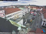 Webkamera Písek náměstí