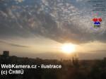 Online kamera Brno počasí