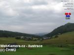 Online kamera Jizerka počasí