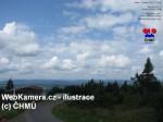 Online kamera Klínovec počasí