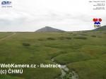 Online kamera Krkonoše počasí