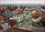 Webová kamera Blatná budova TESLY pohled na třídu J. P. Koubka